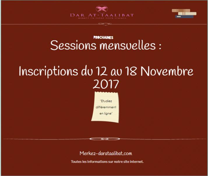 sessionsnovemvre2017